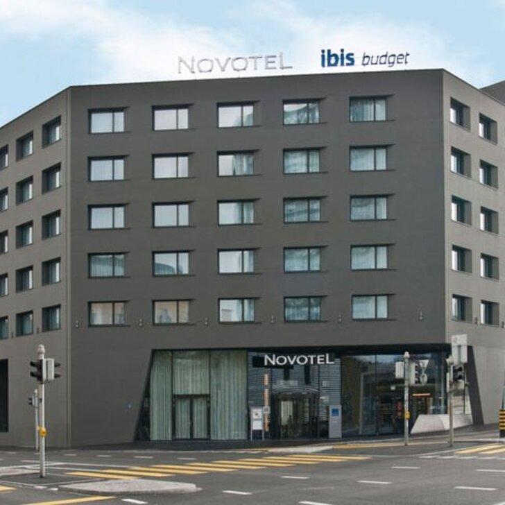 NOVOTEL BASEL CITY Hotel Car Park (Covered) Basel