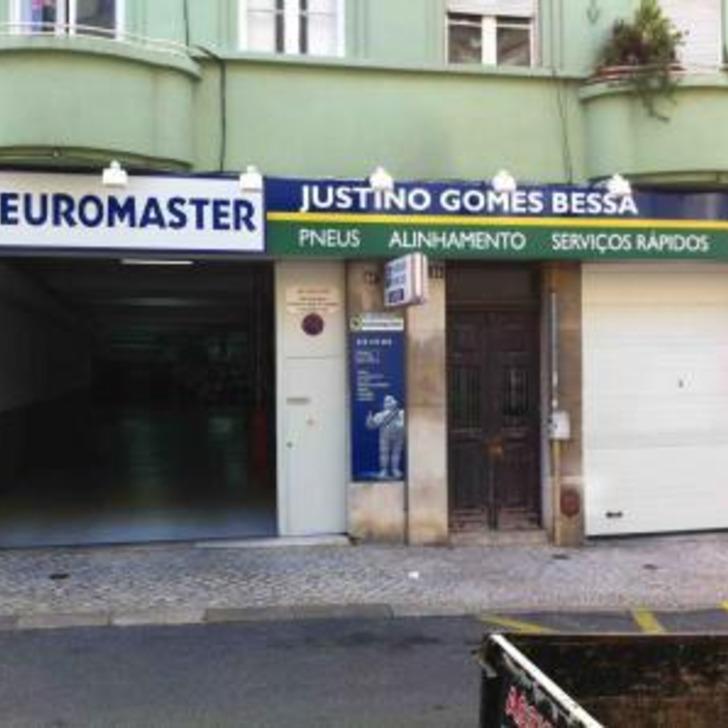 Öffentliches Parkhaus EUROMASTER ESTEFÂNIA (Überdacht) Lisboa