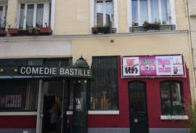 Parkeerplaatsen Comédie Bastille in Paris - Ideaal voor evenementen