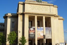 Parques de estacionamento Théâtre National de Chaillot em Paris - Ideal para espectáculos