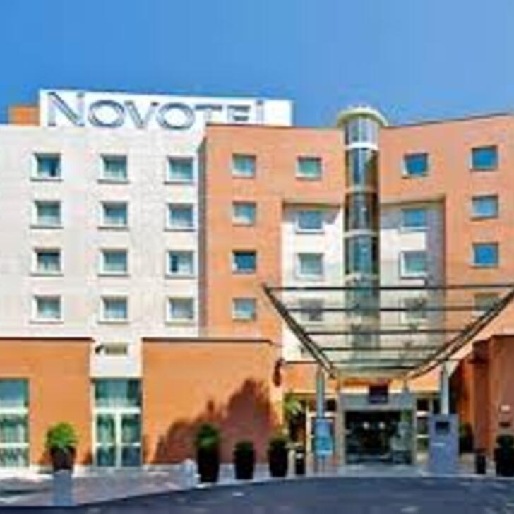 Parcheggio Hotel NOVOTEL ROMA EST (Coperto) Roma