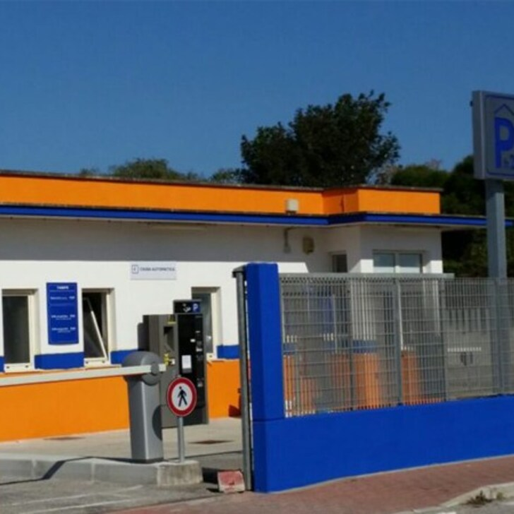 QUICK BRINDISI AEROPORTO Openbare Parking (Exterieur) Brindisi