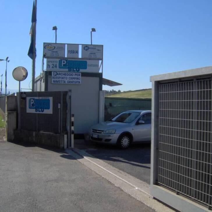BLU PARKING Discount Car Park (External) Roma