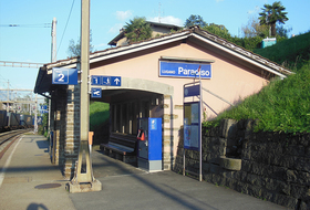 Gare de Lugano-Paradiso car parks in Paradiso - Book at the best price