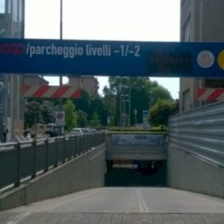 Estacionamento Público QUICK PALMANOVA MILANO (Coberto) Milano