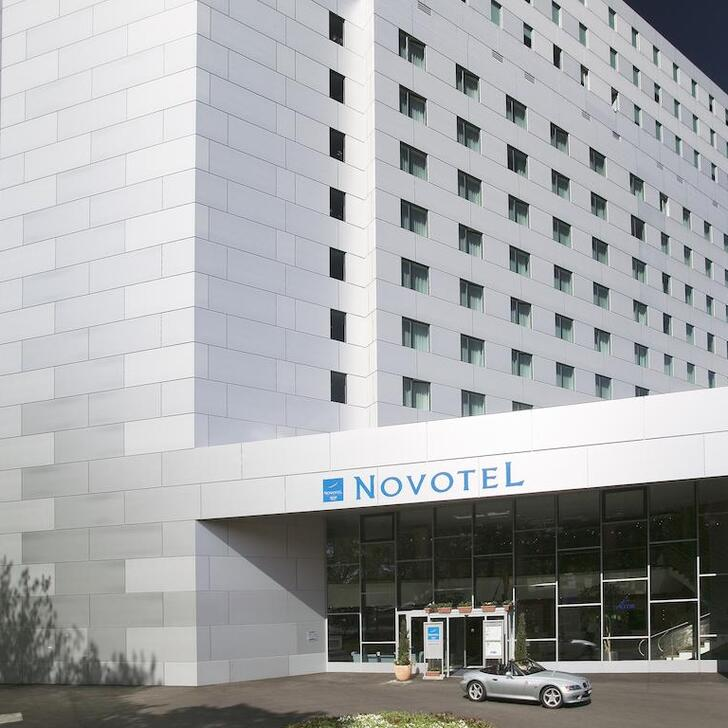 Estacionamento Hotel NOVOTEL BERN EXPO (Coberto) Bern