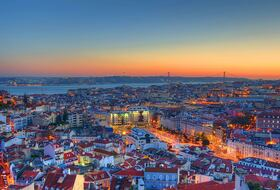 Parkings Pontos de interesse à Lisbona - Réservez au meilleur prix