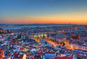 Parcheggi Punti di interesse a Lisbona - Prenota al miglior prezzo