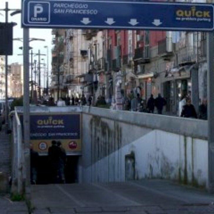 Estacionamento Público QUICK PORTA CAPUANA NAPOLI (Coberto) Napoli