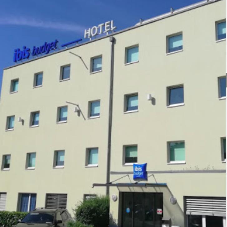 Estacionamento Hotel IBIS BUDGET BASEL PRATTELN (Coberto) Pratteln