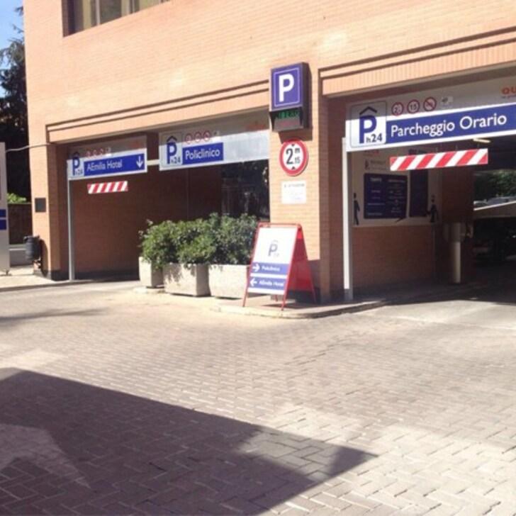 Parking Público QUICK POLICLINICO BOLOGNA (Cubierto) Bologna