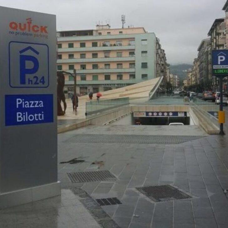 Estacionamento Público QUICK PIAZZA BILOTTI COSENZA (Coberto) Cosenza