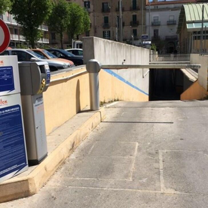 Parking Público QUICK MERCATO CASERTA (Cubierto) Caserta