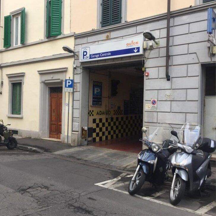 Parcheggio Pubblico QUICK GARAGE CENTRALE GOZZOLI (Coperto) Firenze