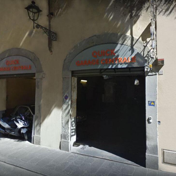 Estacionamento Público QUICK GARAGE CENTRALE GOZZOLI VIA DEI FOSSI (Coberto) Firenze