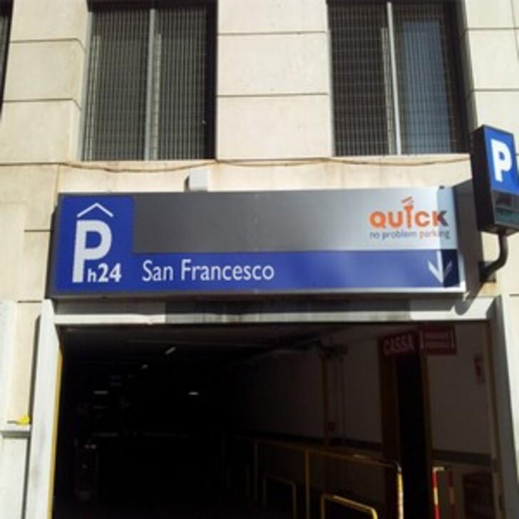 Parking Público QUICK SAN FRANCESCO BARI (Cubierto) Bari
