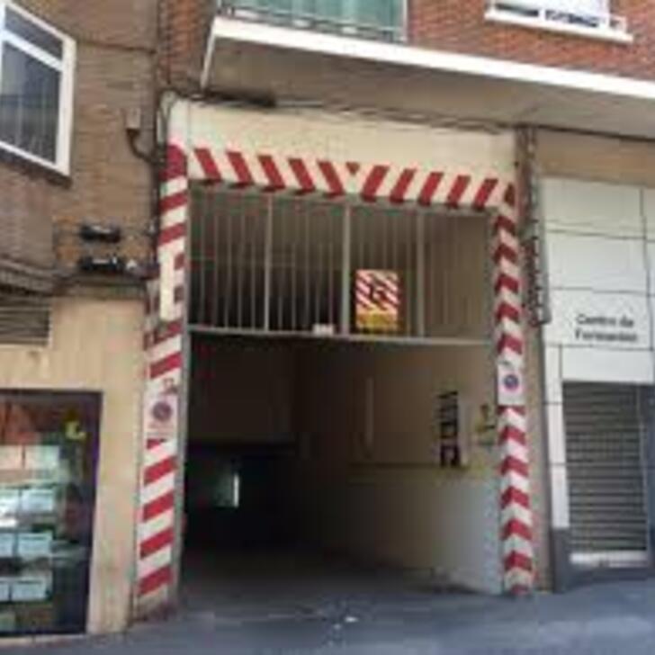 NARCISO SERRA Public Car Park (Covered) Madrid