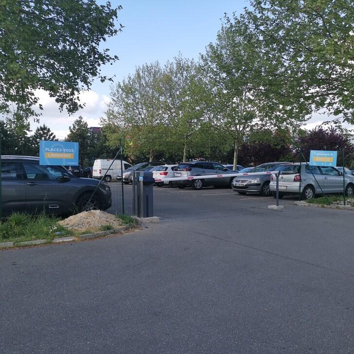Parking Residencia FM LEONARD DE VINCI (Exterior) Goussainville