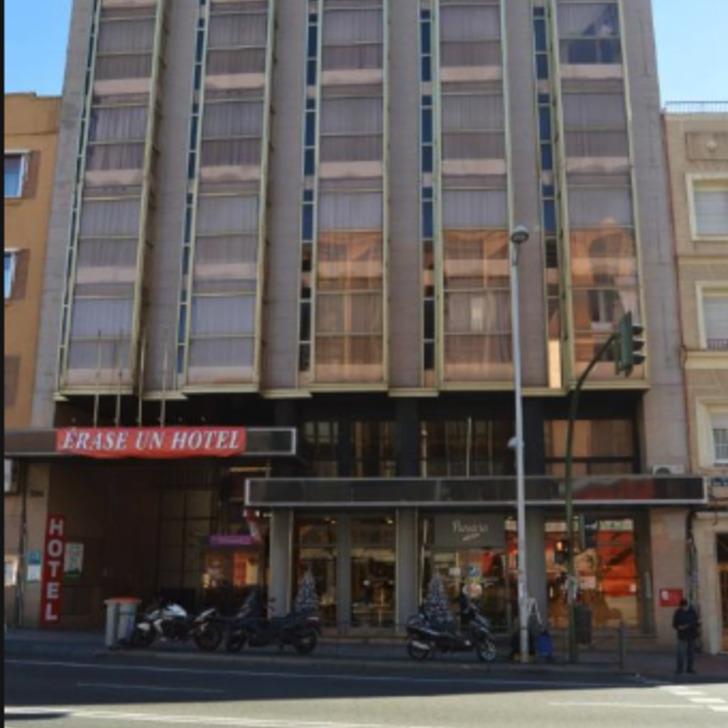 Parcheggio Hotel ERASE UN HOTEL (Coperto) Madrid