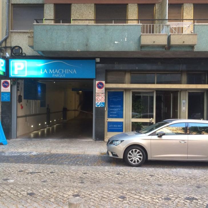 PARQUE LA MACHINA Openbare Parking (Overdekt) Lisboa