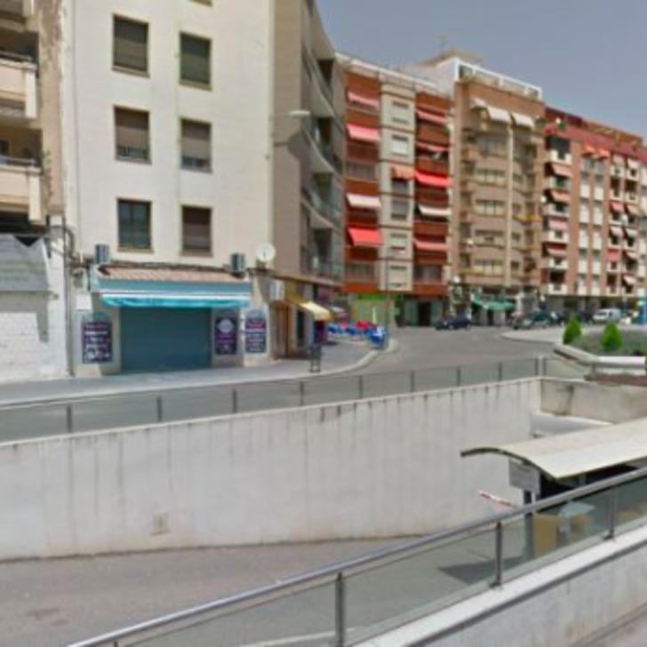 Estacionamento Público SANTA MARGARITA (Coberto) Linares