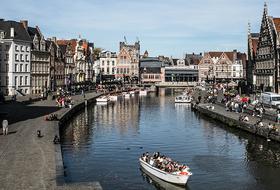 Parkeerplaatsen in Gent - Boek tegen de beste prijs