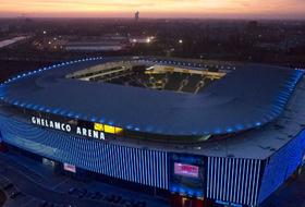 Parkeerplaatsen Ghelamco Arena in Gent - Ideaal voor spelletjes en concerten
