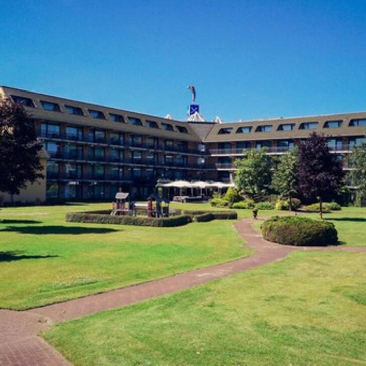VAN DER VALK HOTEL BERLIN BRANDENBURG Hotel Parking (Exterieur) Blankenfelde-Mahlow