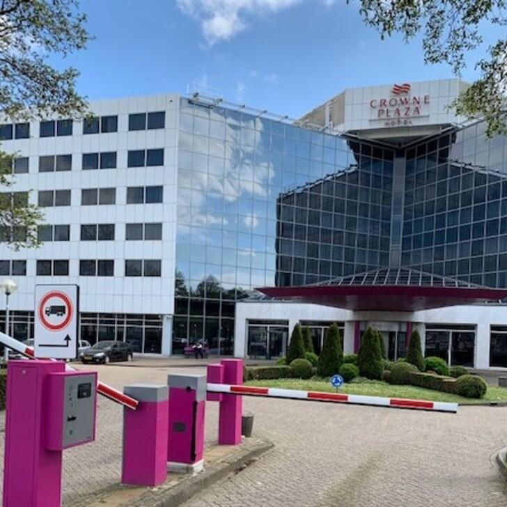 Estacionamento Hotel CROWNE PLAZA AMSTERDAM SCHIPHOL (Exterior) Hoofddorp