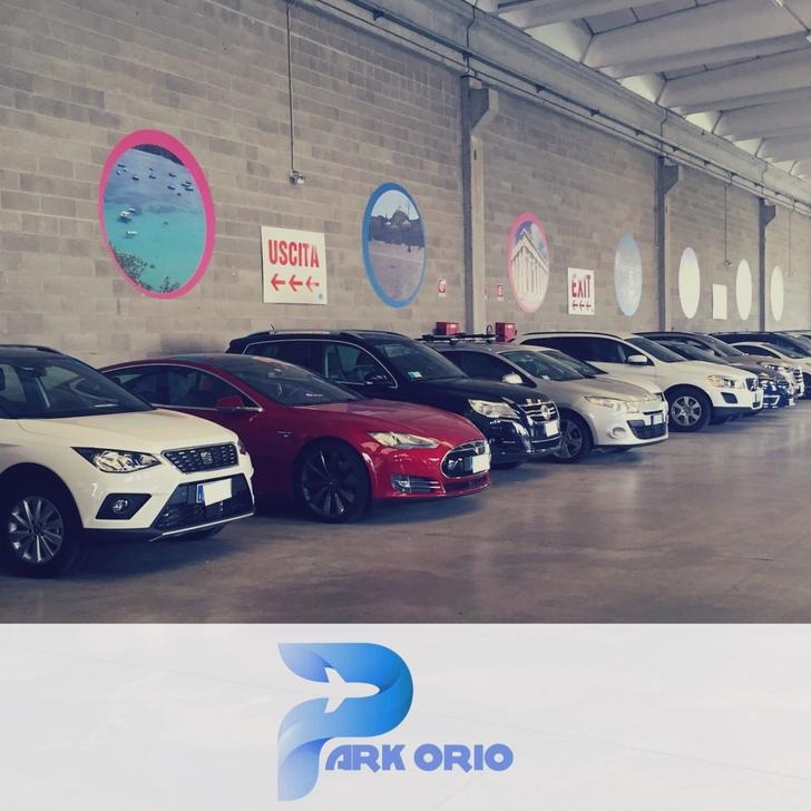 Estacionamento Low Cost PARK ORIO (Exterior) Azzano san paolo (BG)