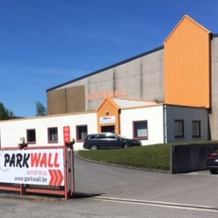 PARKWALL Discount Car Park (External) Gosselies