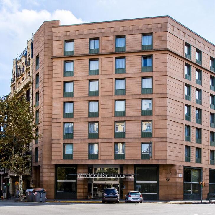 Parking Hotel LEONARDO HOTEL BARCELONA GRAN VÍA (Cubierto) Barcelona