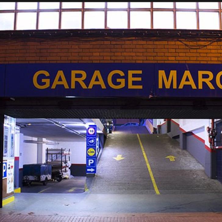 Estacionamento Público GARATGE MARC (Exterior) Santa Coloma de Gramenet