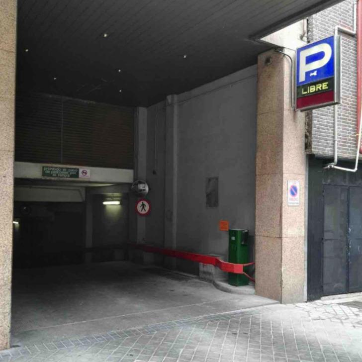 Estacionamento Público GALGOS SERRANO (Coberto) Madrid