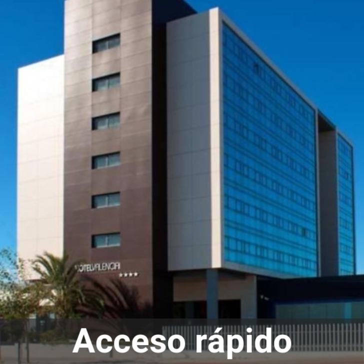 VALENCIA CONGRESS AIRPORT Hotel Parking (Overdekt) Paterna