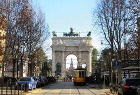 Parkings Corso Sempione à Milano - Réservez au meilleur prix