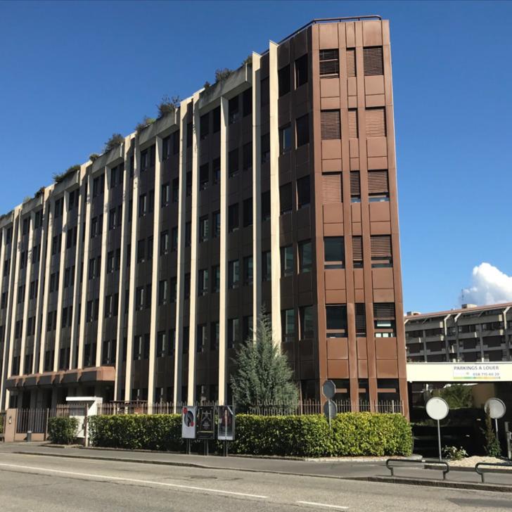 Parking Residencia AVENUE GIUSEPPE MOTTA (Cubierto) Genève