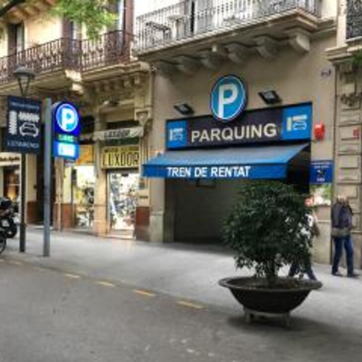 GARATGE CONDAL Public Car Park (External) Barcelona