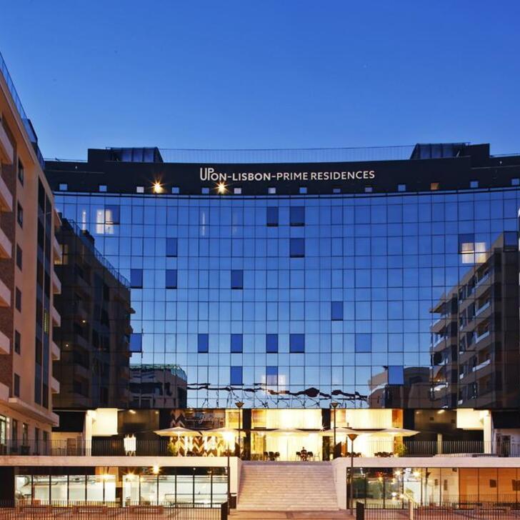 Parking Hotel UPON LISBON RESIDENCES (Cubierto) Lisboa