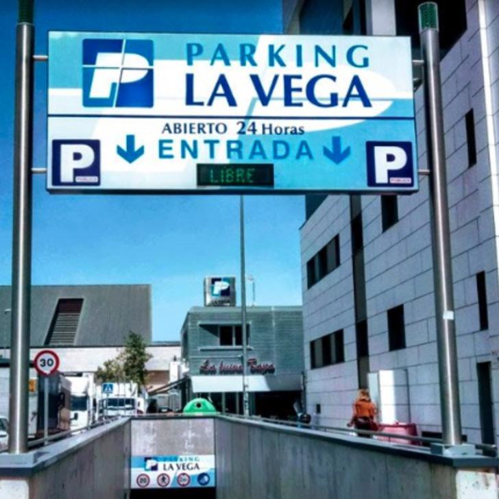 Öffentlicher Parkplatz LA VEGA (Überdacht) Murcia