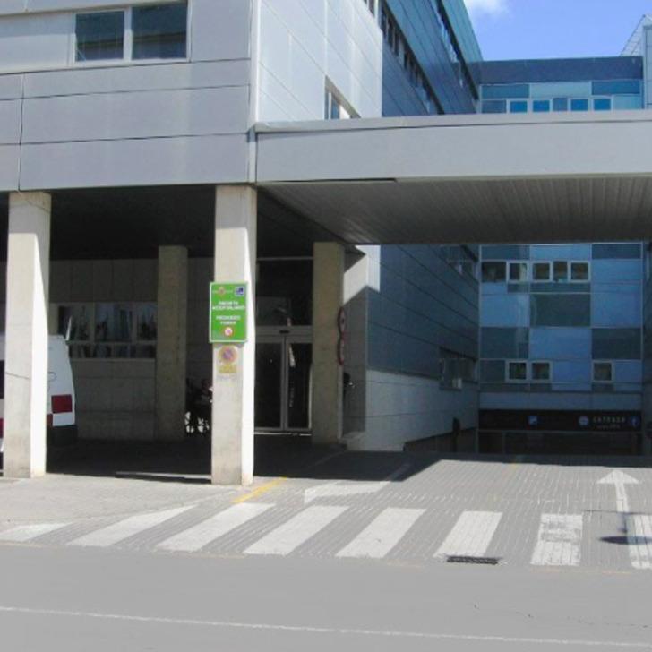 Estacionamento Público HOSPITAL REINA SOFÍA (Coberto) Murcia