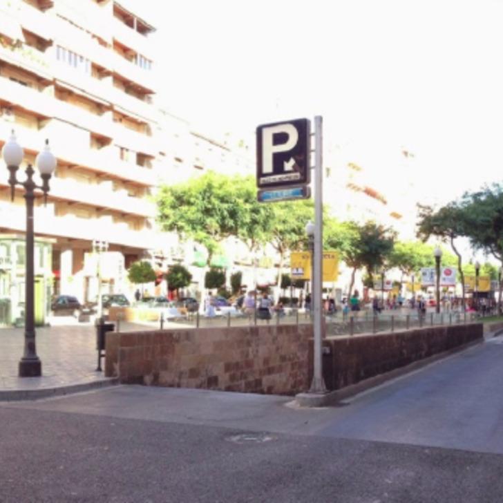 Parking Public PARKING BALCÓ DEL MEDITERRANI (Couvert) Tarragona