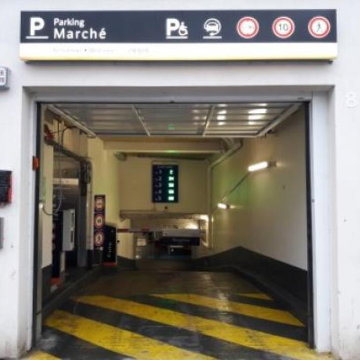 Parking Oficial EFFIA VINCENNES MARCHÉ (Cubierto) VINCENNES