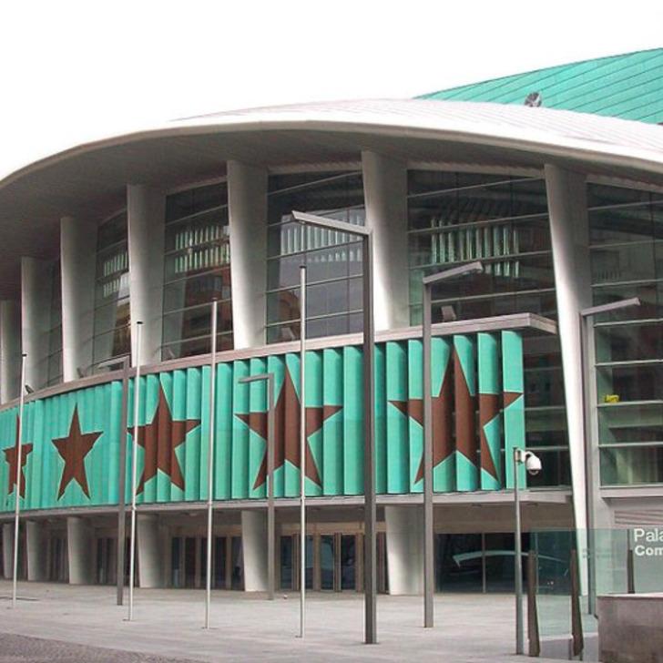 Offiziell Parkhaus WIZINK PALACIO DE LOS DEPORTES DE MADRID (Überdacht) Madrid