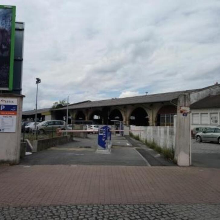 Parking Officiel EFFIA GARE DE VIERZON (Extérieur) VIERZON