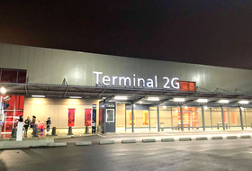 Roissy CDG Airport - Terminal 2G car parks - Book at the best price