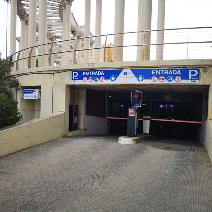 PLAZA MAYOR Openbare Parking (Overdekt) Calp, Alacant