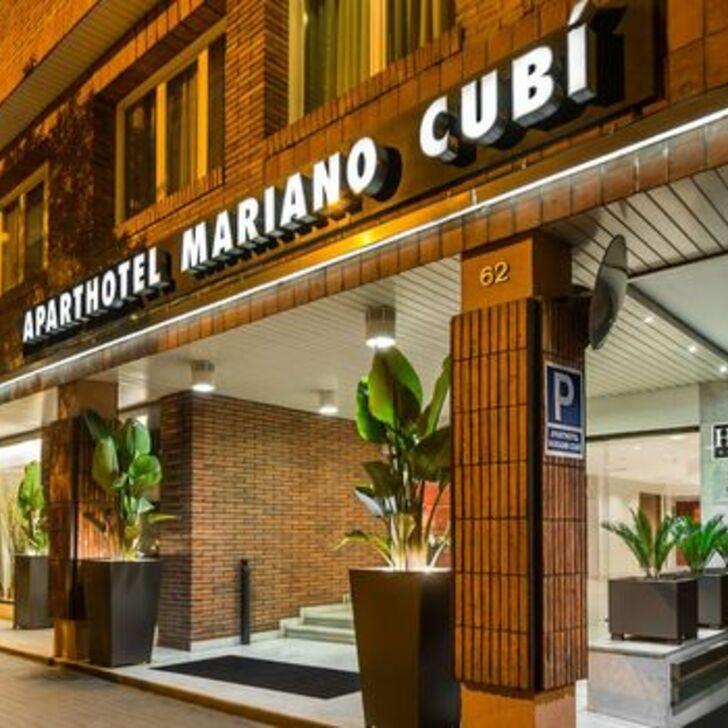 Estacionamento Público PARKMESTRES MARIANO CUBÍ (Coberto) Barcelona