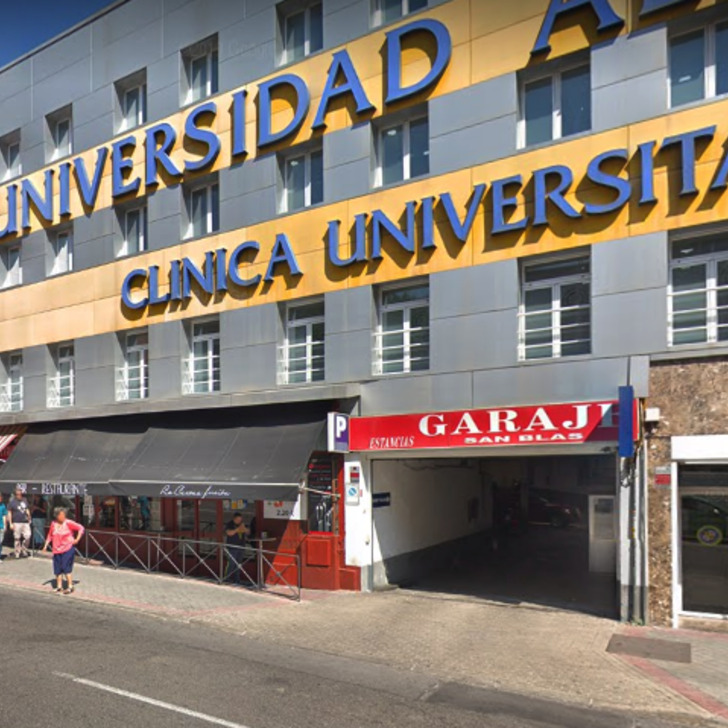 GARAJE SAN BLAS Openbare Parking (Overdekt) Madrid