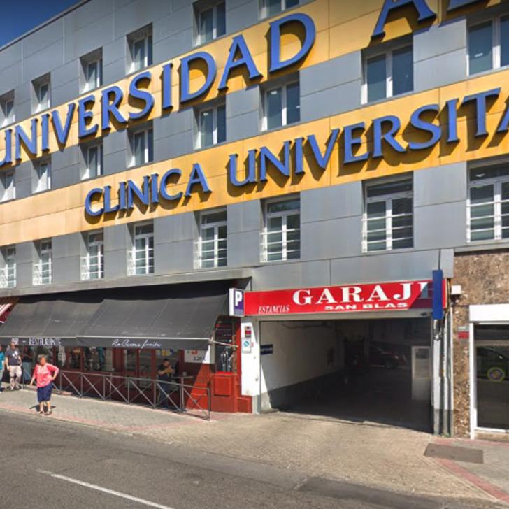 GARAJE SAN BLAS Public Car Park (Covered) Madrid